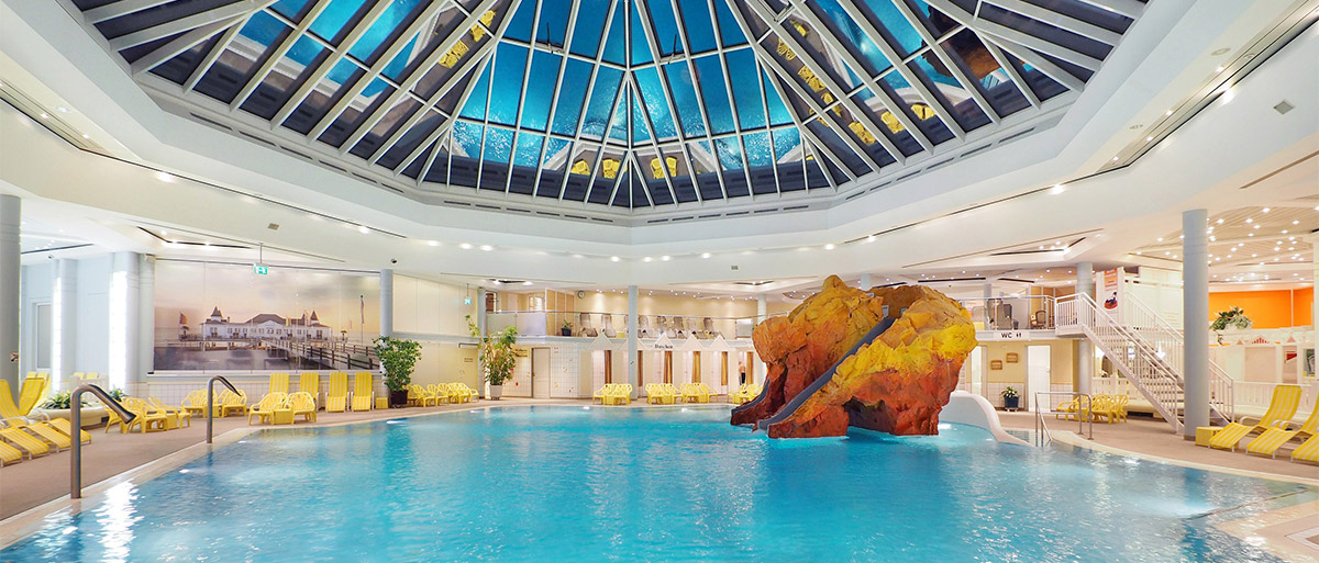 Ostsee Therme Usedom Ahlbeck - Hauptbecken